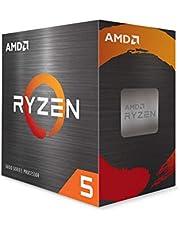 Processore AMD Ryzen 5 5600X (6C/12T, 35MB di cache, fino a 4,6 GHz Max Boost)