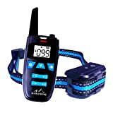 Dog Training Collar with Remote- Rechargeable Dog Training Device,Up to 2000ft Remote Rang...
