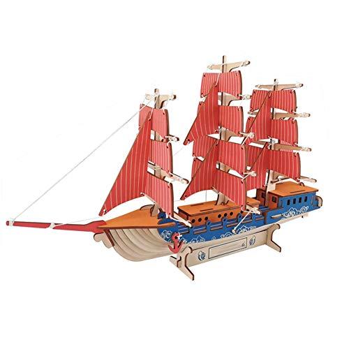 SGLMYD 3D-Puzzles for Kinder im Alter von 4-8 10year Alte Kunst und Handwerk for Mädchen und Jungen Gemälde Crafts Kit mit Zubehör for Kindergeburtstags-Spielzeug-Geschenk for Kinder