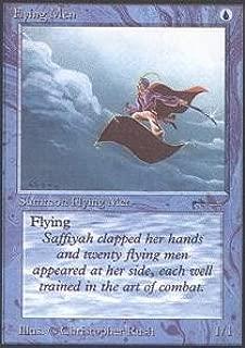 Magic: the Gathering - Flying Men - Arabian Nights