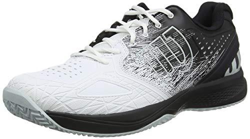 todos los niveles y terrenos Wilson TOUR VISION V Zapatillas de tenis hombre blanco tejido//sint/ético