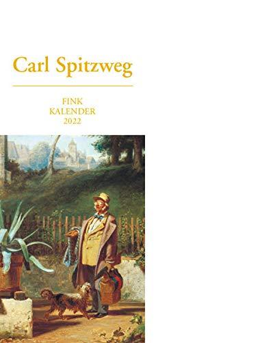 Carl Spitzweg 2022: Kunst-Postkartenkalender
