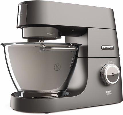 KENWOOD Chef Titanium KVC7350S, Küchenmaschine