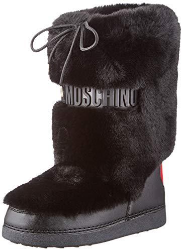 Love Moschino Ja24082g0bj51 Snow Boot Damen, Schwarz - Größe: 41 EU
