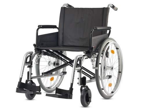 Bischoff & Bischoff Rollstuhl Pyro light XL SB 51 TB