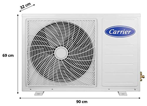 Carrier 1.5 Tons 3 Star Split AC (CAS18EK3R30F0 ESKO NEO, White)