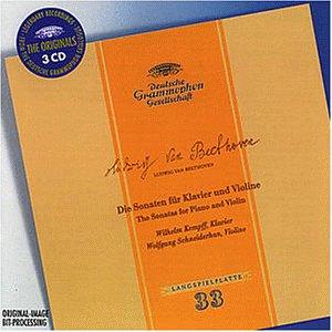 Die Sonaten für Klavier und Violine (Violinsonaten - Gesamtaufnahme)