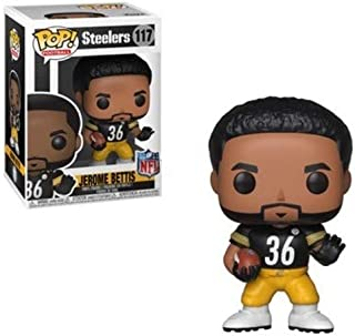 Funko Pop NFL: Legends - Jerome Bettis Vinyl Figure