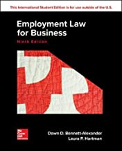 Best employment law for business 9th edition Reviews