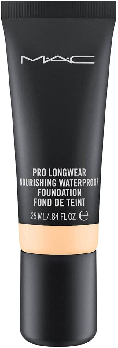 MAC Pro Longwear Nourishing Waterproof Foundation NC37