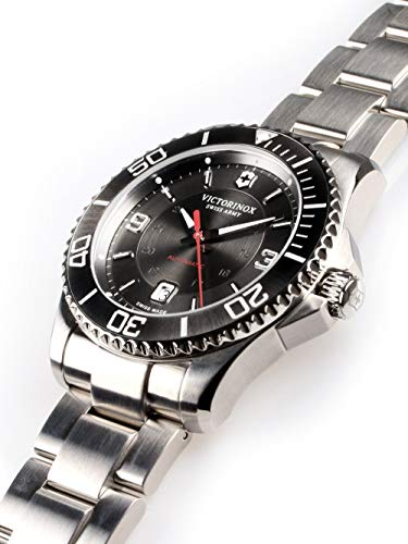 Victorinox Swiss Army Maverick Mechanical Analog Reloj Automático De Pulsera