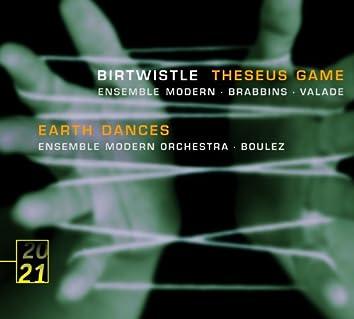 バートウィッスル:テセウス・ゲーム/大地の踊り