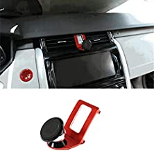 For Land Rover 2018-2020 Range Rover Sport, Cell Phone Car Mounts, Phone Holder Air Grilles Vent Clip Cradles Magnetic aluminum alloy