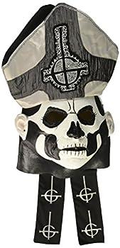 Loftus International Trick or Treat Studios Ghost! Papa Emeritus II Deluxe Full Head Mask One-Size Novelty Item