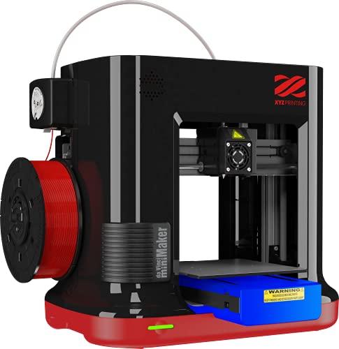 XYZprinting Stampante 3d da Vinci Minimaker (interamente Assemblata), Vol. Build 15 X 15 X 15 cm