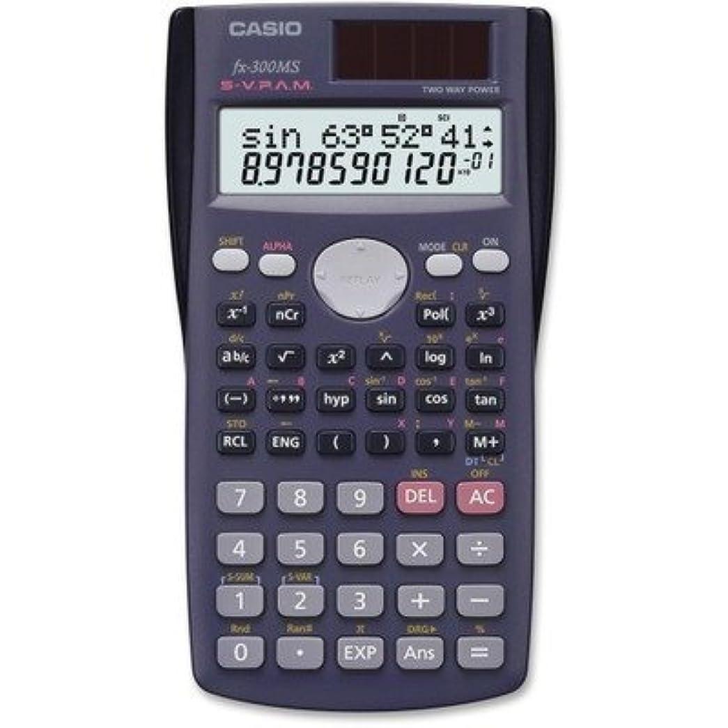 毎年危険なスカウトcasio-computer複線学生Scientific Calculator (fx300ms)?–?by Casio