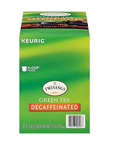 Twinings Green Tea Decaf Keurig K-Cups, 48...