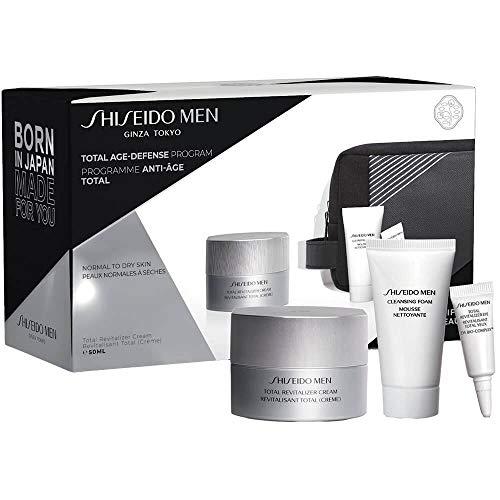 Estuche Shiseido Men Total Age Defense Program