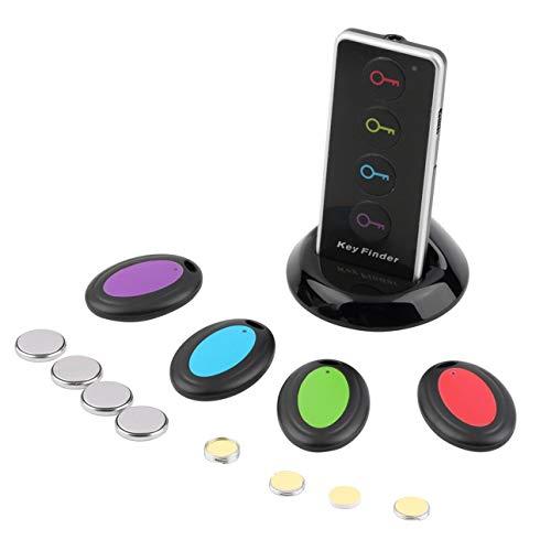 Fannty Remote Wireless Led Key Wallet Finder Receptor Localizador de alarma de cosa perdida Wholesale Tech Durable Portable