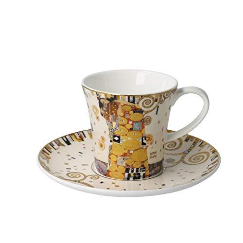 Goebel Artis Orbis Kaffeetasse Neuheit 2020 (Gustav Klimt Erfüllung)