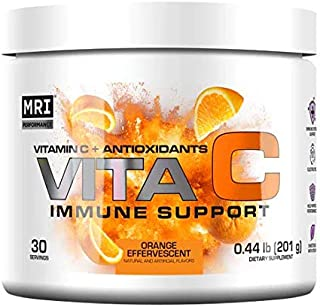 VITA C 1500mg Vitamin C Powder with Antioxidants, B & D Vitamins and Electrolytes, Vitamin C Supplements for Immune Suppor...
