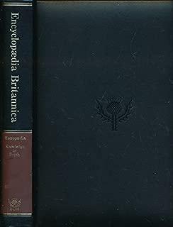 ENCYCLOPAeDIA BRITANNICA. 15th edn. Volume 5 of Macropaedia. Conifer - Ear Diseases. [Encyclopaedia; Encyclopedia]