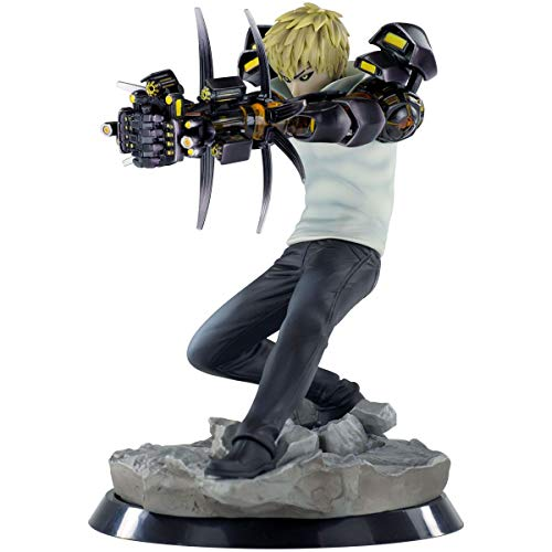 Action Figure Genos Xtra One Punch Man Tsume Arts Multicores