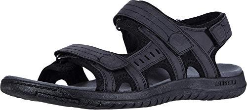 Merrell VERON Convert, Zapatillas Deportivas para Hombre, Black