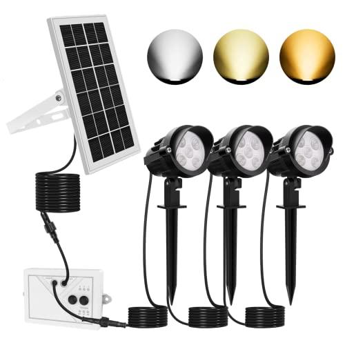 Meikee -   Solar Gartenleuchte