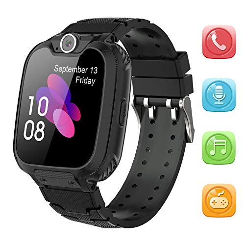 Kids Smart Watch for Boys Girls - HD Touch Screen Sports Smartwatch Phone with Call Camera Games...