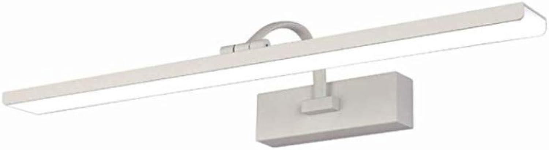 Aussenlampe Wandbeleuchtung Wandlampe Wandleuchte Innen Spiegel Scheinwerfer, Led Einfache Anti-Fog Wei Spiegel Kabinett Licht (Gre  41Cm-16W)