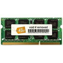 2x4GB DDR2-667MHz 200-pin SODIMM 4AllDeals 8GB Kit RAM Memory Upgrade for Compaq HP Pavilion G71-449WM