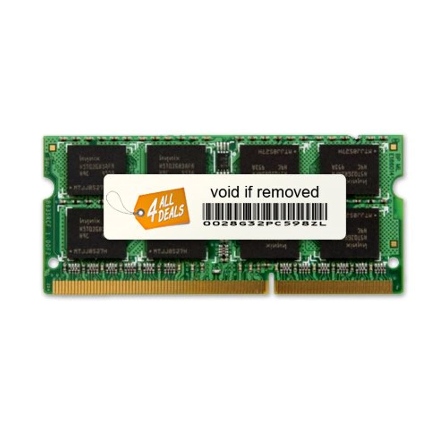 2GB DDR3-1600 (PC3-12800) Memory RAM Upgrade for the Acer Aspire Switch 10 Series SW5-012P-19KD