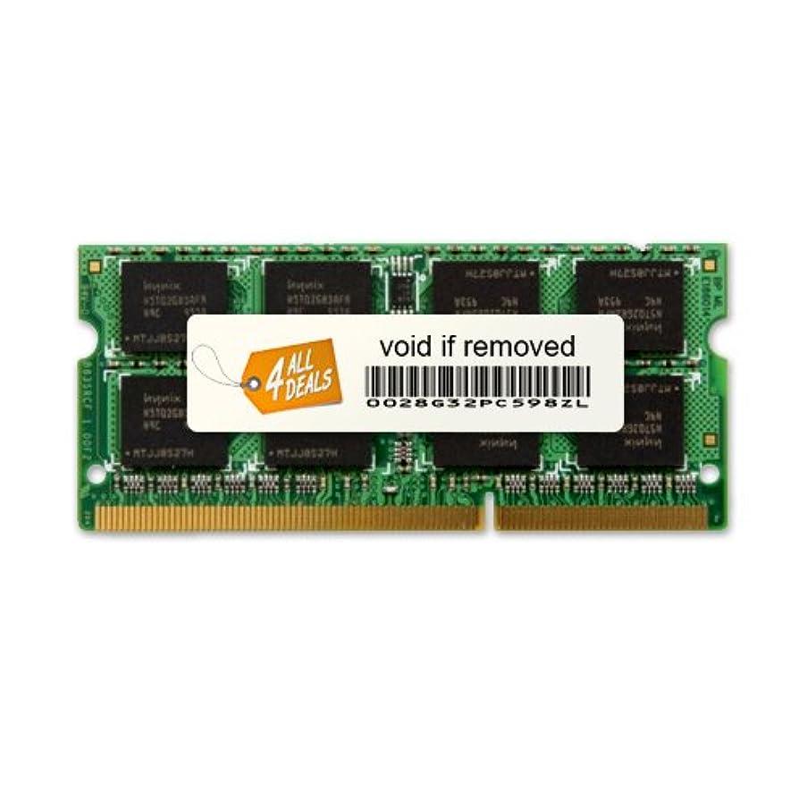 4GB RAM Memory Upgrade for Dell Inspiron 14z-n411z (DDR3-1066MHz 204-pin SODIMM)