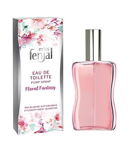 miss fenjal Floral Fantasy Eau de Toilette Spray 50 ml