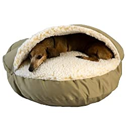 heated dog beds - Snoozer Cozy Dog Cave