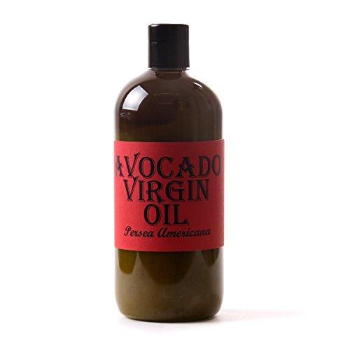 Mystic Moments L'huile vierge d'avocat - 500ml - 100% Pure