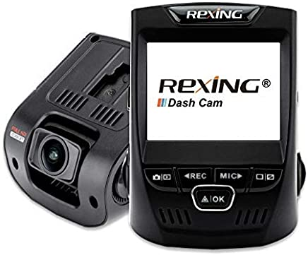 Rexing V1 Car Dash Cam 2.4
