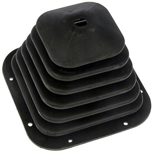 Dorman 924-5405 Automatic / Manual Transmission Shift Boot for Select Kenworth Models, Black