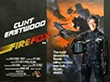 Firefox - Clint Eastwood - Ukrainian – Movie Wall Poster