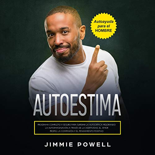 Autoestima [Self-Esteem Booster Program] audiobook cover art