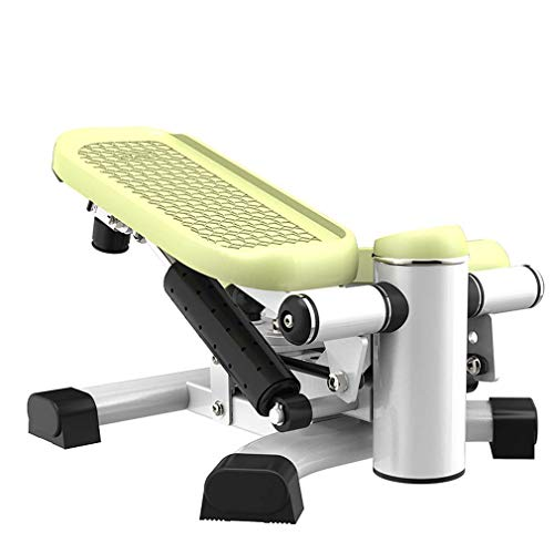 Lowest Prices! Fitness Stair Stepper, Mini Air Climber Twist Stair Stepper for Exercise Machine with...