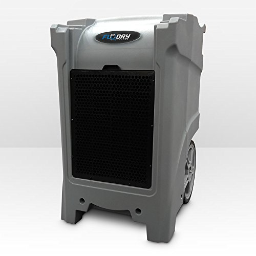 Fantastic Deal! FloDry Industrial LGR Dehumidifier, Grey