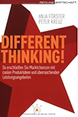 Different Thinking! Paperback