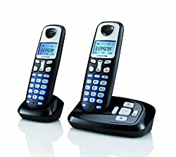 Grundig D210A with AB Duo cordless phone