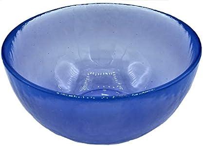 YALOS Juego de 6 piezas Murano Collection copa Fruits cristal de Murano Made in Italy