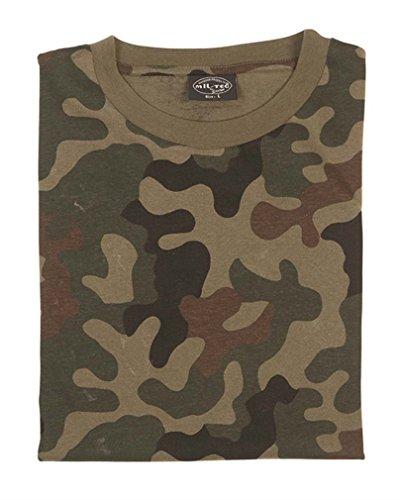 Mil-Tec Leichtes US Army Tarnshirt(Polnisch Tarn/S)