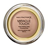 Max Factor Miracle Touch Liquid Illusion Foundation, No.70 Natural, 0.38 Ounce
