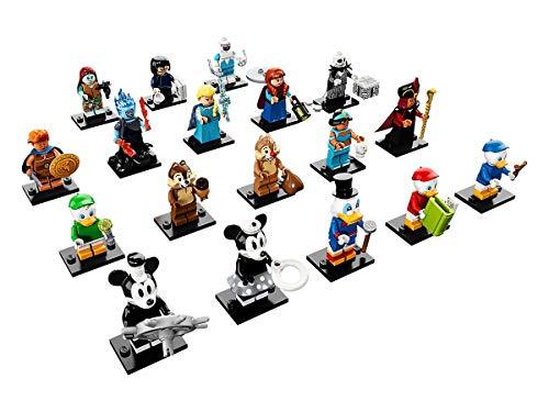 LEGO 71024 Disney 18 Minifiguren komplette Serie 2