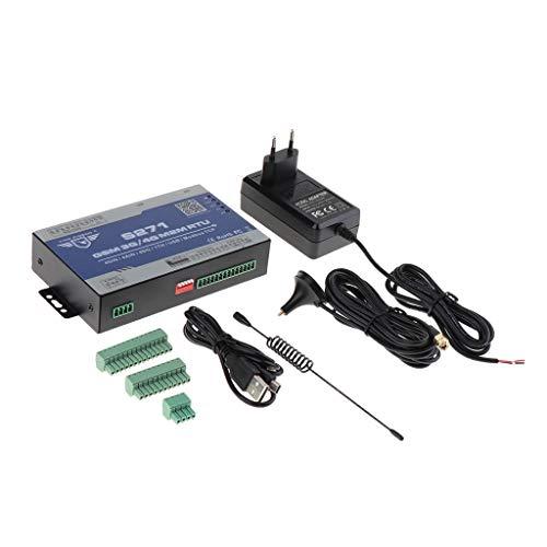 MERIGLARE S271 Gsm M2m Rtu Sistema de Monitor Remoto Sms Gprs Aplicación Controlada Enchufe de La Ue